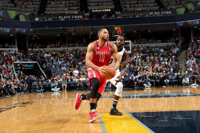 Eric Gordon Sixth Man of the Year