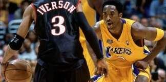 Kobe Bryant Allen Iverson Big3