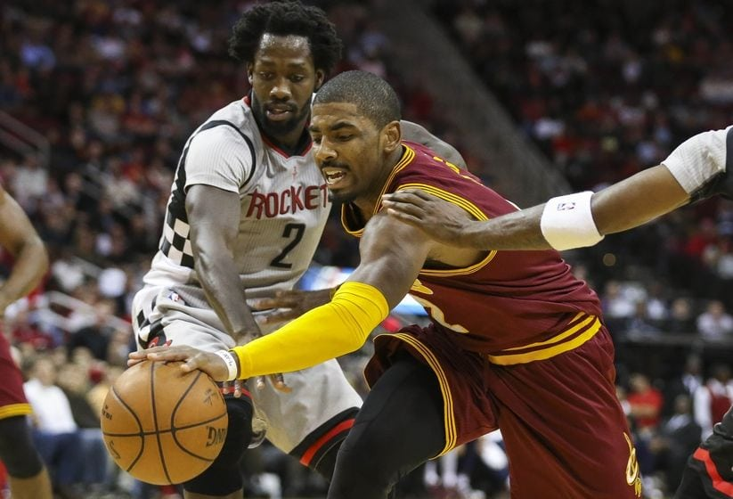 Cleveland Cavaliers, Kyrie Irving, Patrick Beverly