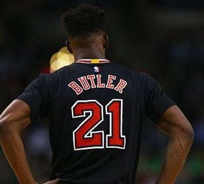 Jimmy Butler – Bulls