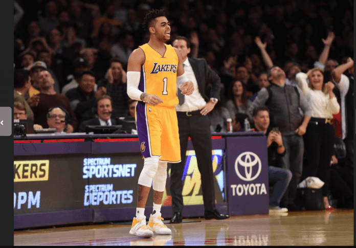 Los Angeles Lakers, D'Angelo Russell