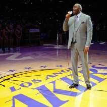Los Angeles Lakers, Magic Johnson