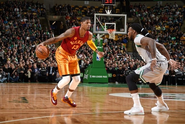 Paul George Pacers. Via: Getty Images