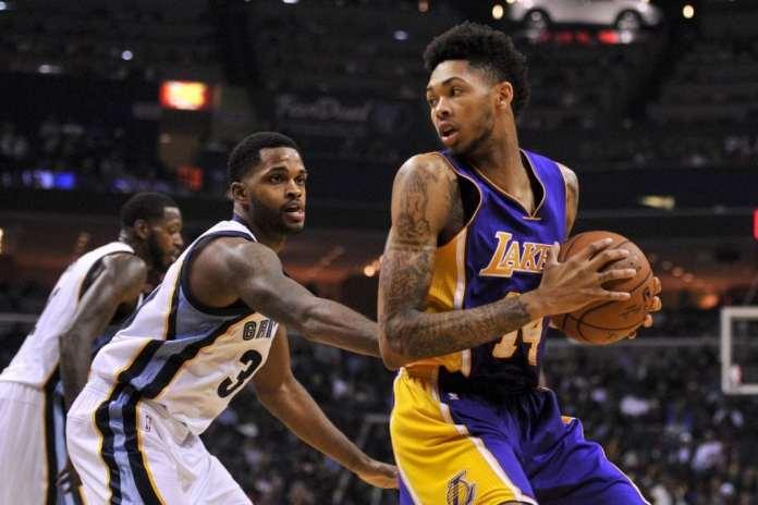Los Angeles Lakers, Brandon Ingram