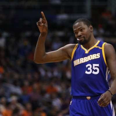Kevin Durant – Warriors