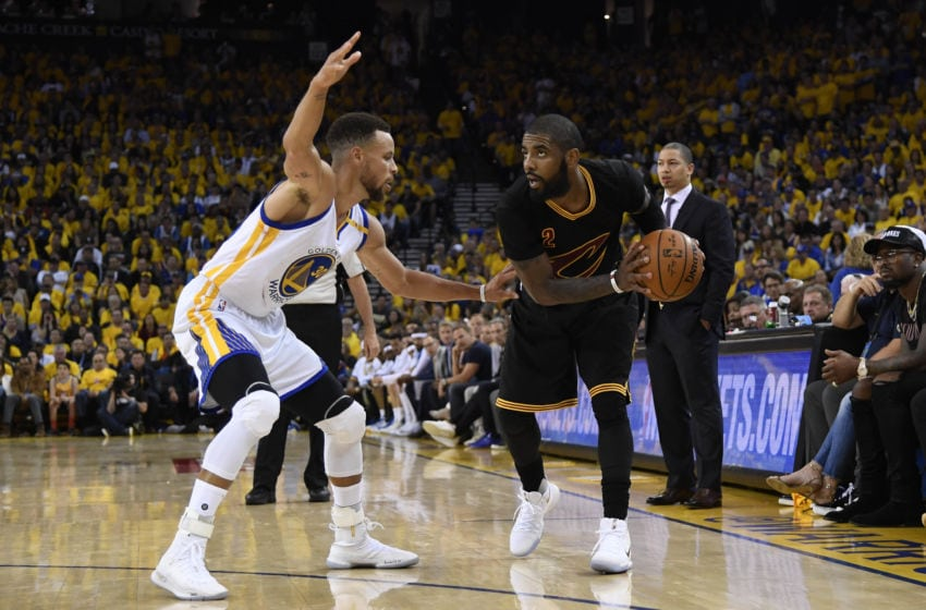 2cbeaa041275 In the third year of the Golden State Warriors against the Cleveland  Cavaliers in the NBA Finals