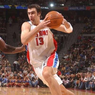 Mehmet Okur – Pistons