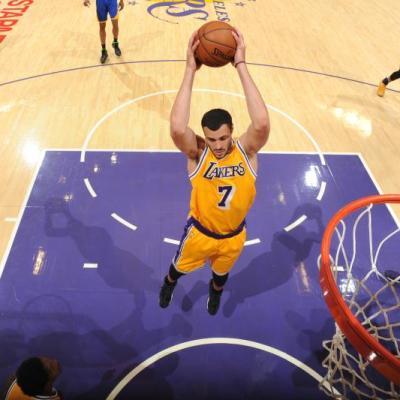 Larry Nance Jr Lakers