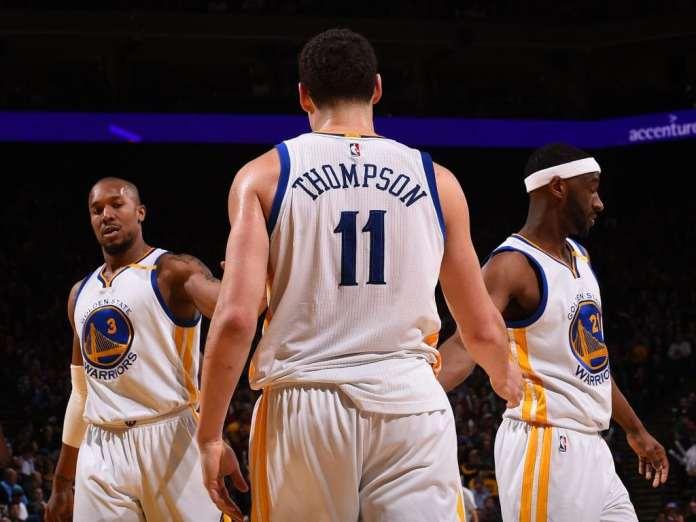 Klay Thompson, Golden State Warriors