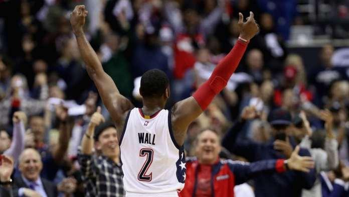 John Wall, Washington Wizards