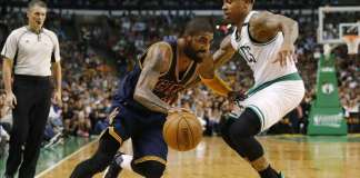 Kyrie Irving, Isaiah Thomas, Boston Celtics, Cleveland Cavaliers