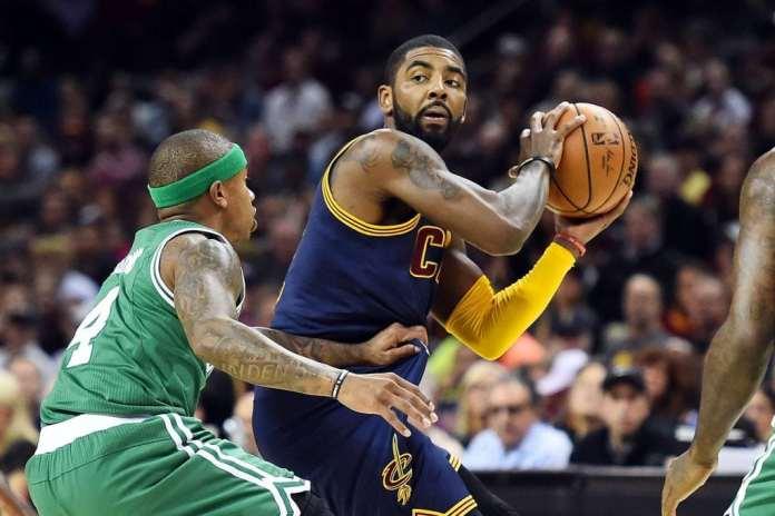 Kyrie Irving, Isaiah Thomas, Cleveland Cavaliers, Boston Celtics