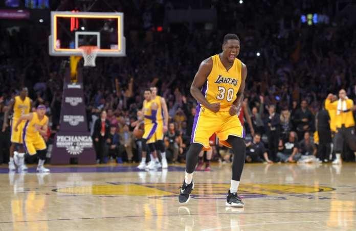 Julius Randle Lakers