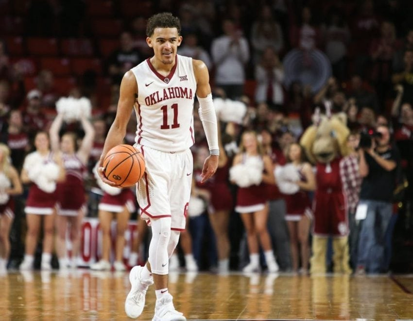 """edc585a0e99 Rod Strickland  """"I think Trae Young will have a great career"""""""
