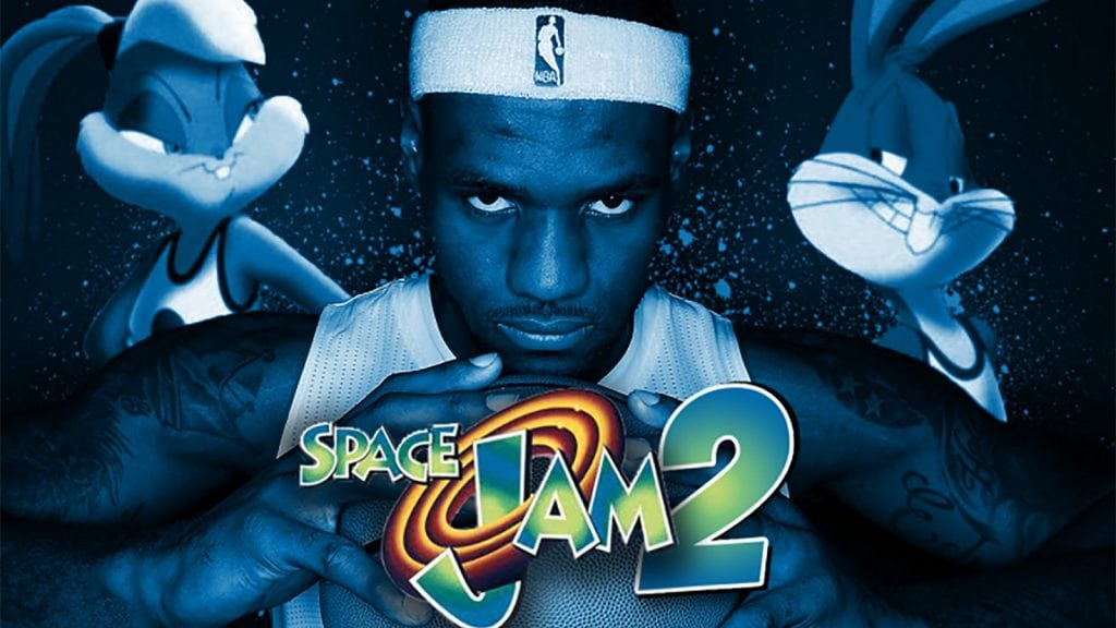 LeBron James Should Cast Charles Oakley In Space Jam 2 8731b5b98