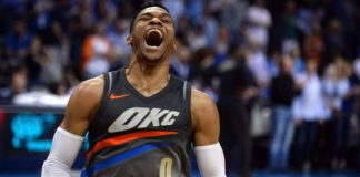 Russell Westbrook basketball