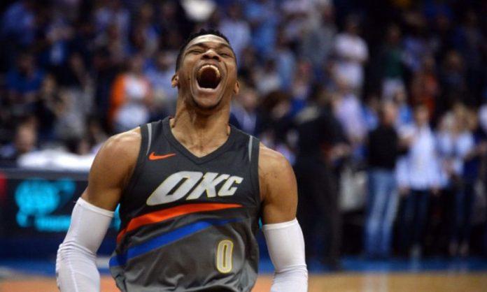 Russell Westbrook basketball