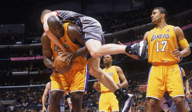 "c0106640b6d Kobe & Shaq's Lakers were a ""wake-up call"