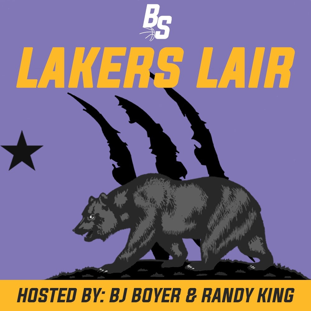 Lakers Lair Ep  11: Insight on the Anthony Davis to the