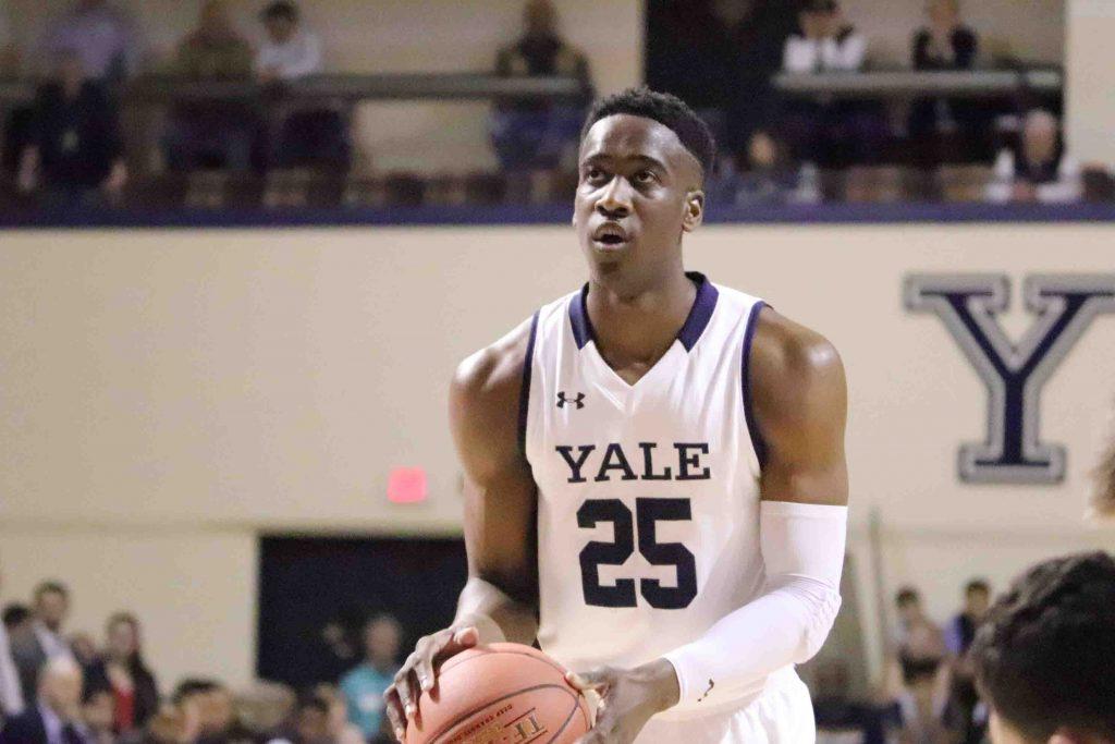 Miye Oni, Yale