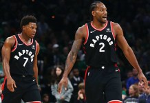 Toronto Raptors 2019 Playoffs