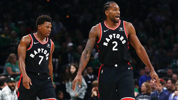 Toronto Raptors 2019 Playoffs
