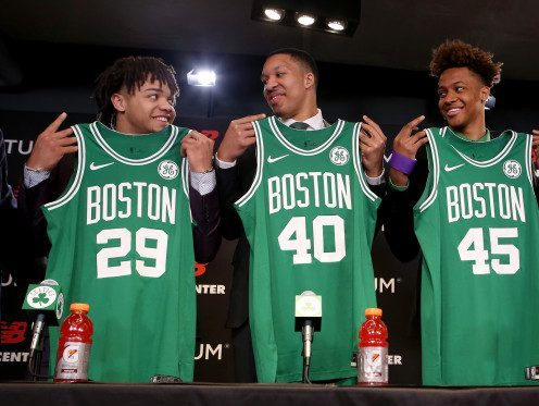 Can Carsen Edwards Be The Starting Point Guard For The Boston Celtics