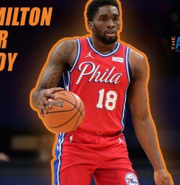 Shake Milton