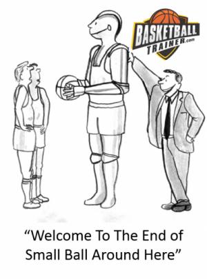 Big Man Basketball Training