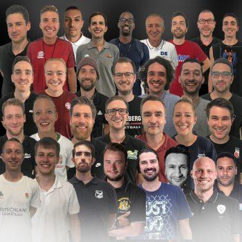 Ein neuer A-Trainer und acht neue bayerische B-Trainer