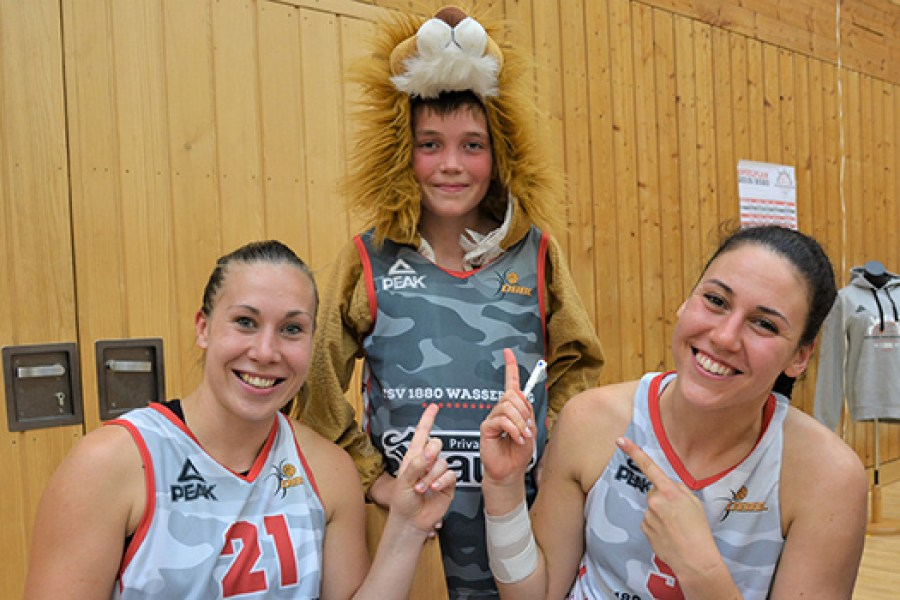 Lions vs Lions in Wasserburg