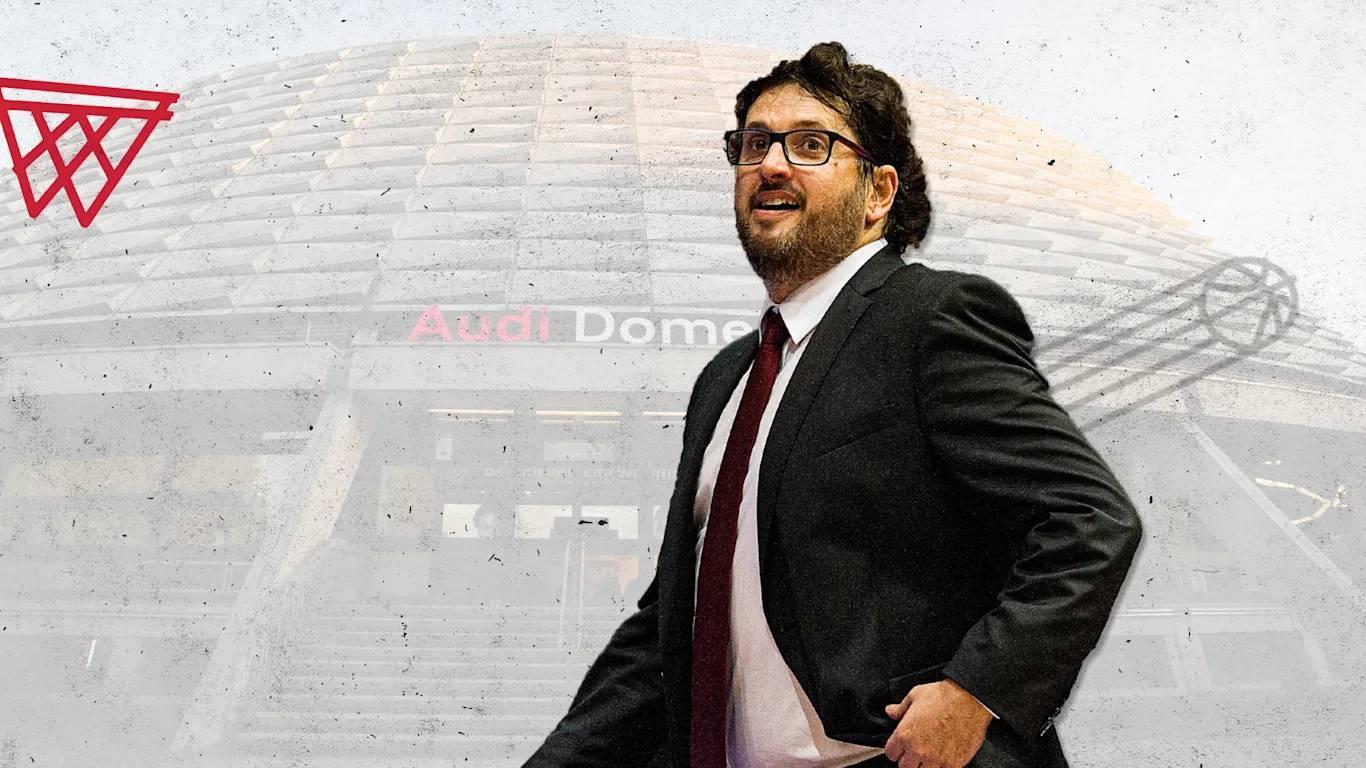 Trinchieri wird Headcoach beim FC Bayern