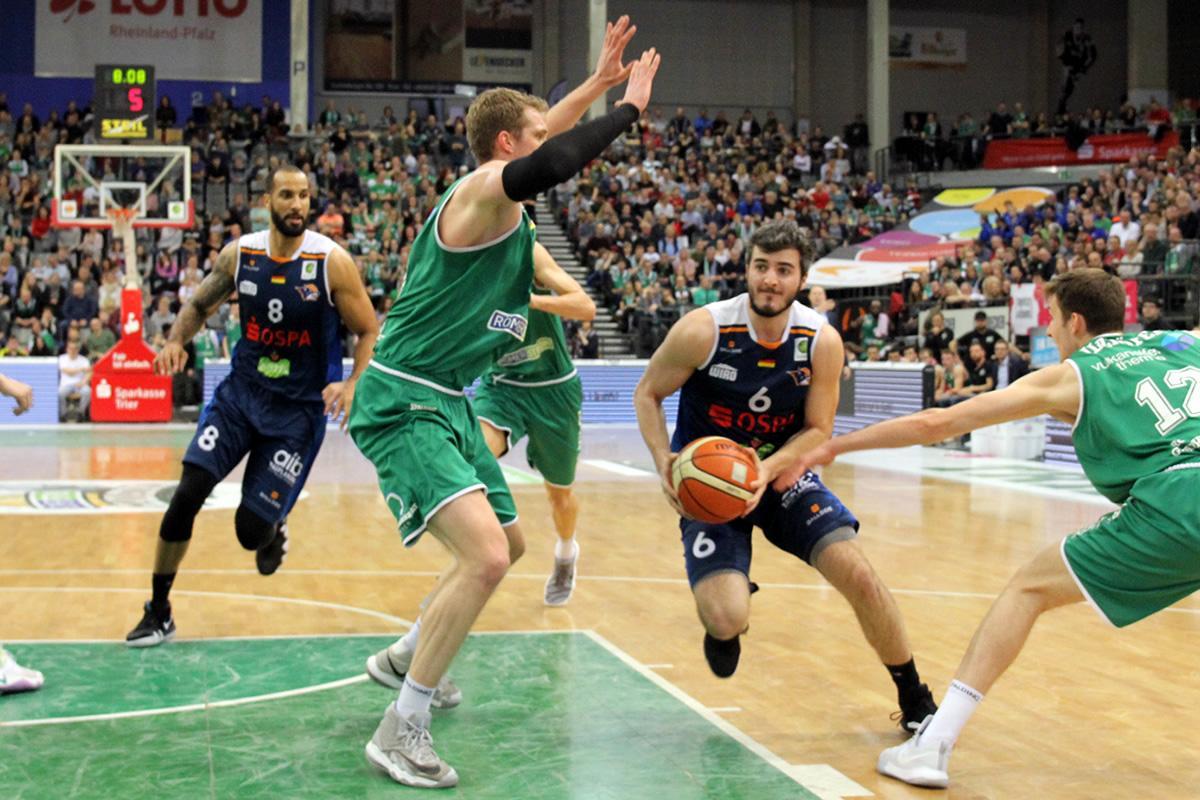 Martin Bogdanov kommt aus Rostock