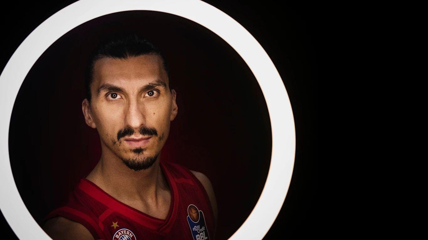 Nihad Djedovic der neue Bayern-Kapitän