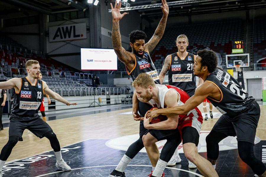 Bambergs Heimspiel findet in Aleksandrovac statt