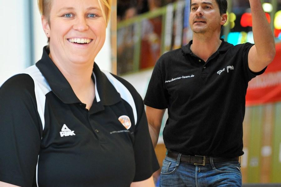 Neue Landestrainer Harlander und Kollarovics