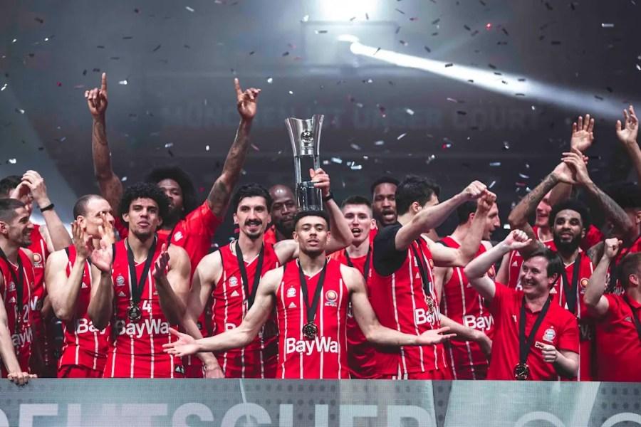 Bayern holt sich den BBL-Pokal