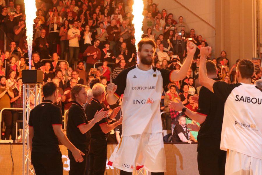 DBB-Team feiert ersten Sieg bei Olympia