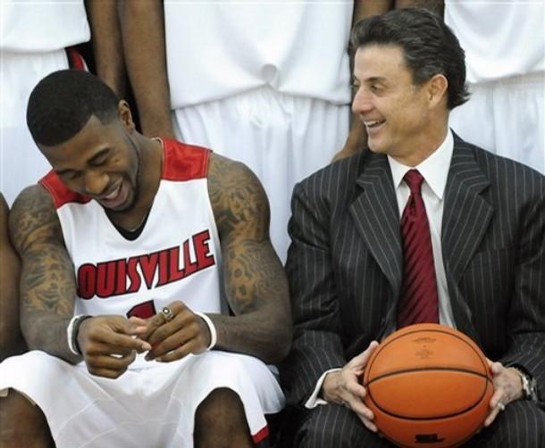 Louisville Media Day Basketball