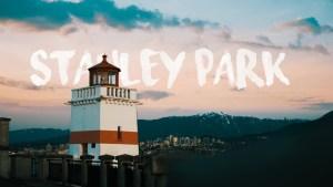Stanley Park, Vancouver - GoPro Hero 8 Cinematic Video