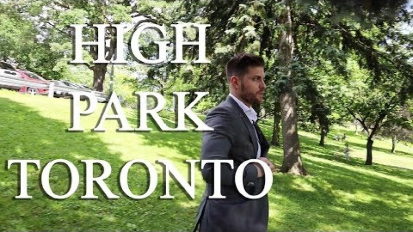 Where Is High Park Located in Toronto