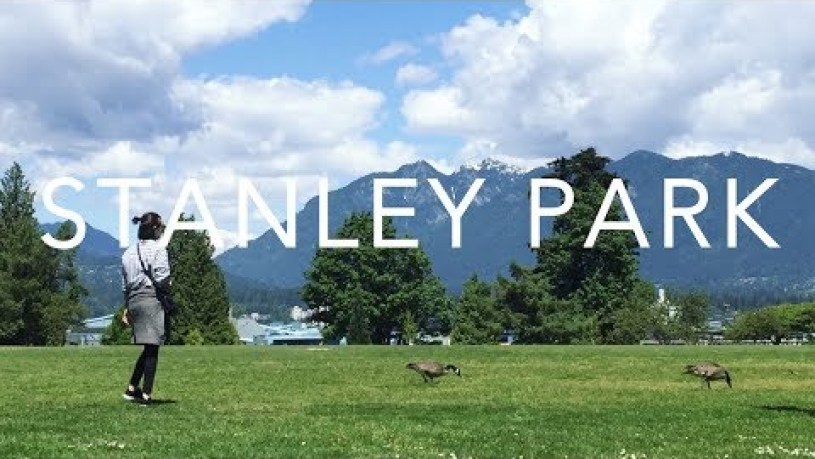 Where Is Stanley Park Vancouver