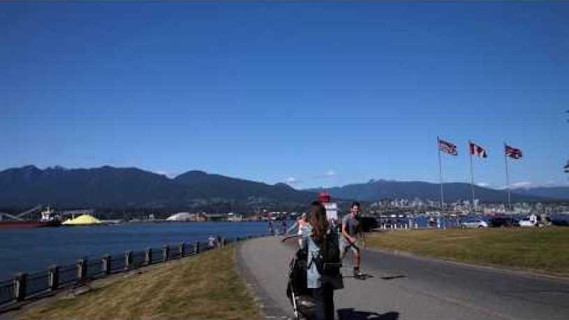 Stanley Park Vancouver CA
