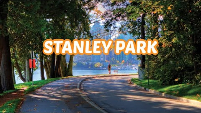 How Big Is Stanley Park Vancouver BC