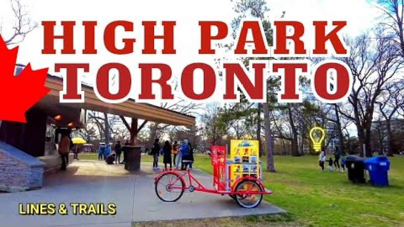 Is High Park in Downtown Toronto