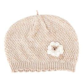 Hoppetta organic cotton cap 2376 42-46 sheep