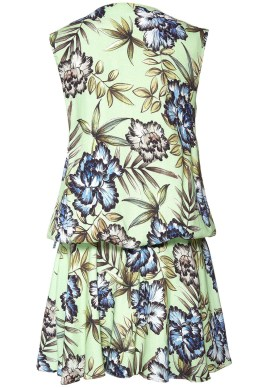 alice olivia brook sleeveless dress 52920 back