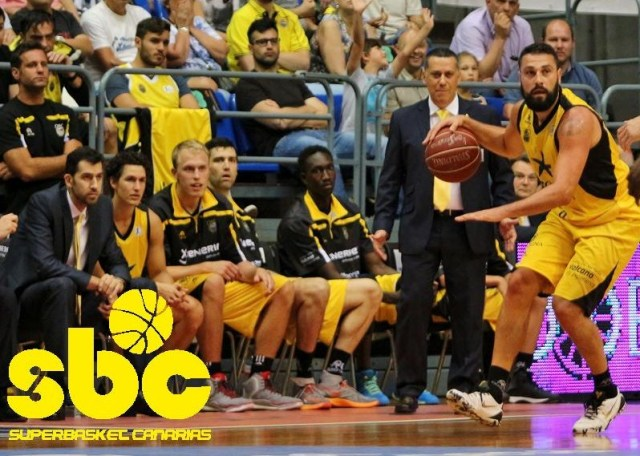 Jaime Heras - SuperBasket Canarias