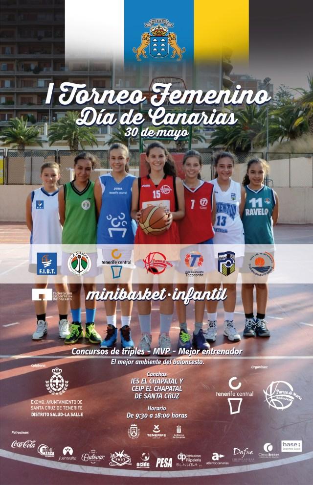 I Torneo Femenino DÃ-a de Canarias 2015 (2)