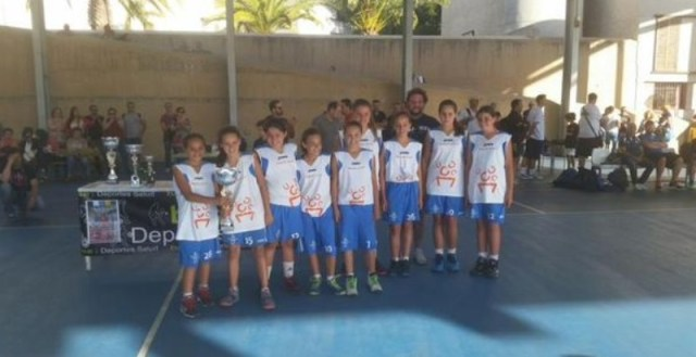 Tenerife Central - MINI campeón Torneo - 1